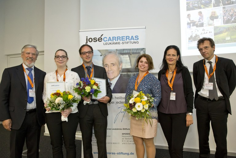 Stipendiaten der José Carreras Stiftung