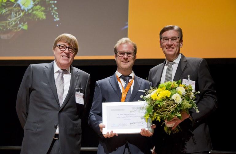 Verleihung des Artur-Pappenheim-Preises 2017