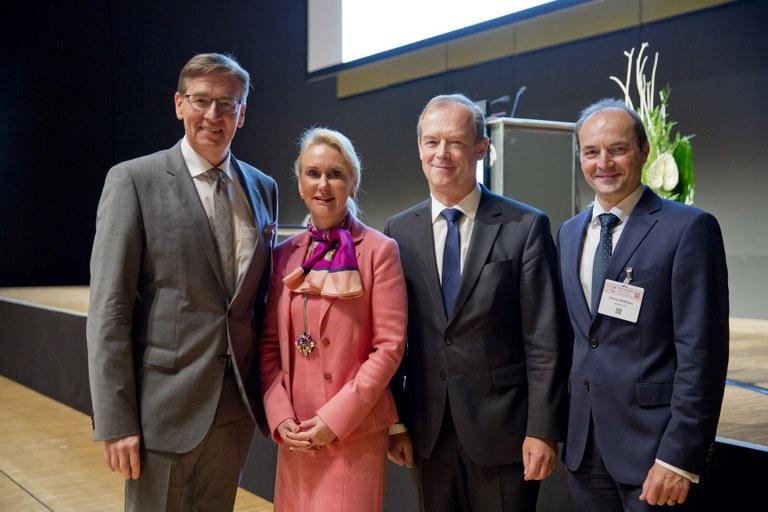 Vorstand der DGHO auf der Jahrestagung 2017